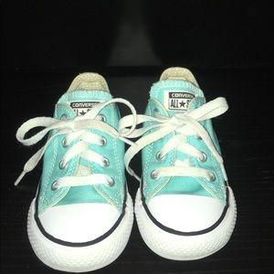 Size 7 Toddler Converse